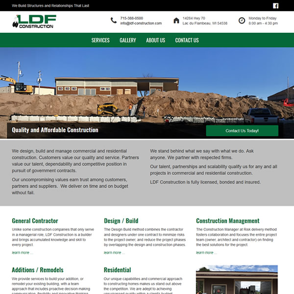 ldf-construction