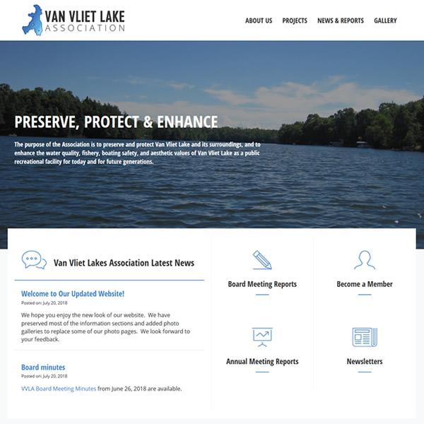 van-vliet-lake-association