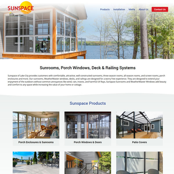 sunspace-lake-city-mn